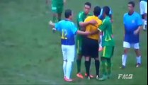 referee vs football players. Players vs Referees ● Craziest reactions