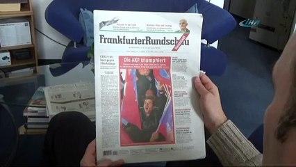 Almanlar AK Parti'nin zaferini böyle gördü