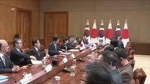 قمة ثنائية بين سول وطوكيو لتجاوز الخلافات التاريخية