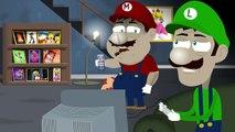 Cartoon Lets Plays: Luigi Plays Super Mario Bros. 2