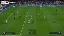 FIFA 16 -Real-PSG : Isco bute sur Trapp