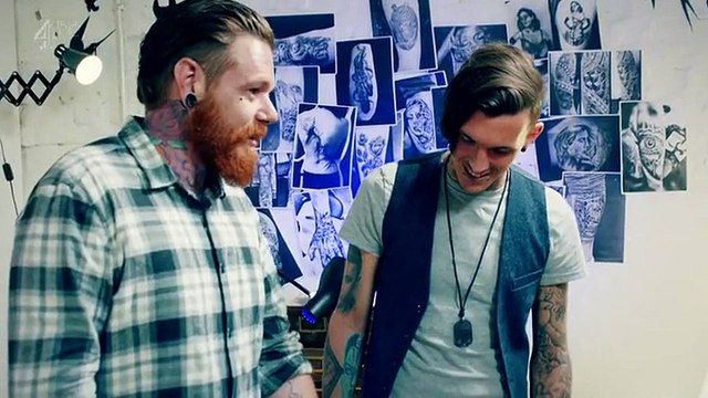 Tattoo Fixers Season 1 Episode 3 - S01E03