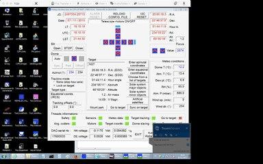 C2PU - Balade cosmique en direct avec 2 télescopes pilotables à distance
