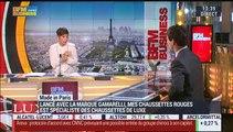 Made in Paris de Mes Chaussettes Rouges, marque de chaussettes pour hommes - 02/11