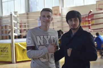 Afrim Murati vs Aleksander Petrov Kampion I Maqedonis (KB SHKUPI 2015)
