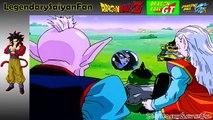 DBGT Remastered Ssj4 Goku Vs. Baby Vegeta Final Form (2/2) (720p HD)