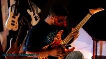 [Challenge Axefx.fr n°2] Deep Purple / Smoke On The Water - Guitar Solo
