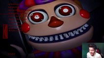 Jumpscare Nightmare Puppet _Nightmarionne_ - Noche 7 con