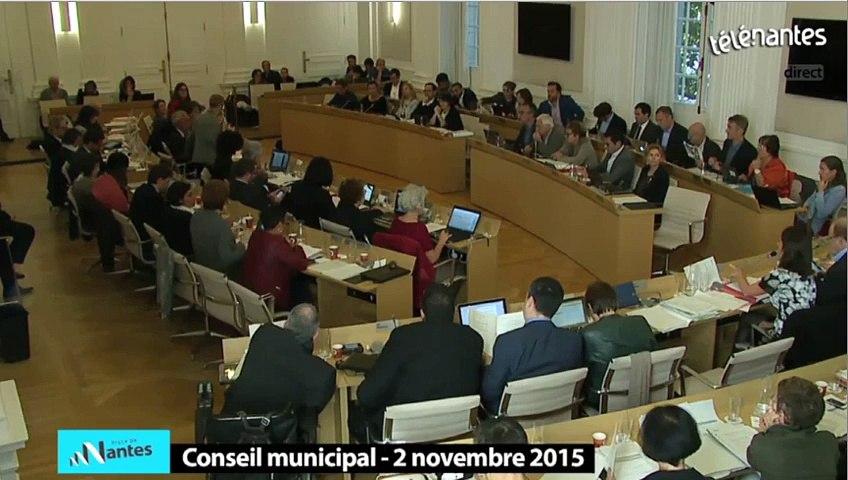 L'opposition UMP Nantes Conseil Municipal