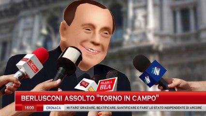 Berlusconi Ryby assolto | Parodia