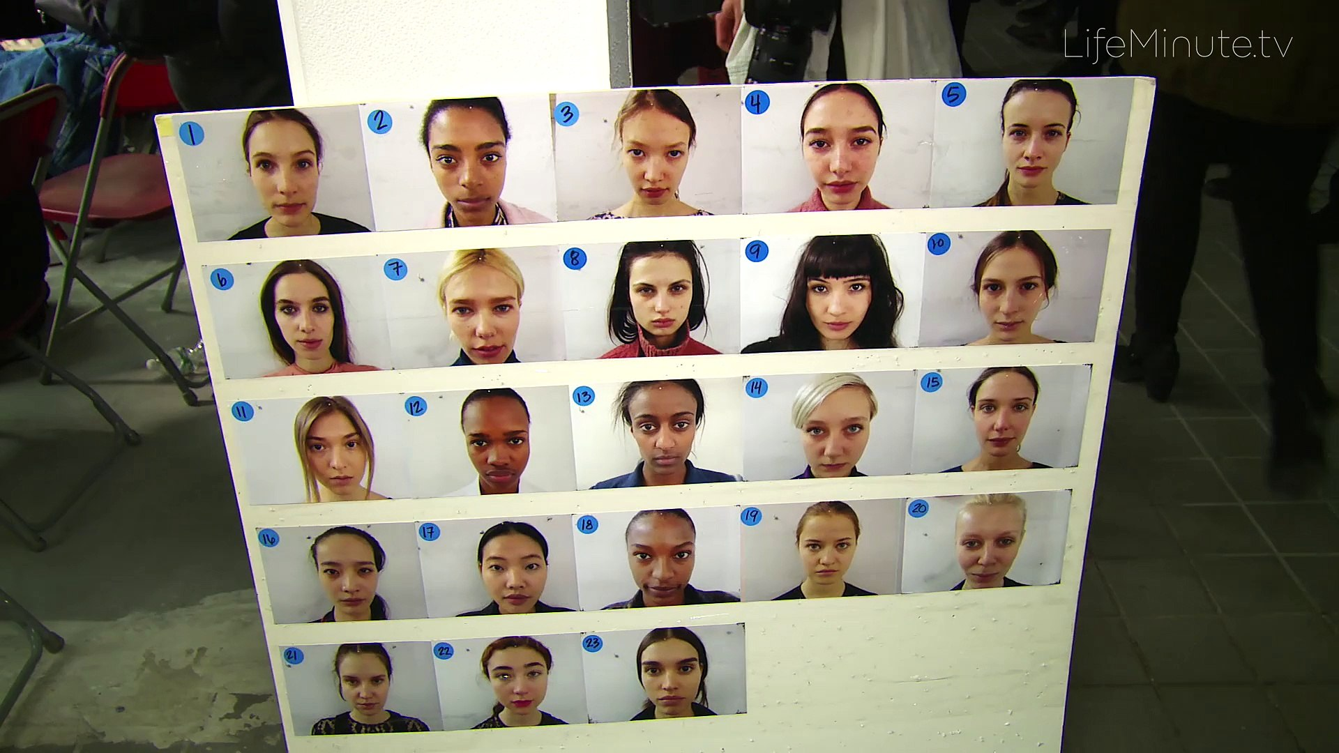 Supermodel Secrets: Fashion and Beauty Tips from Backstage