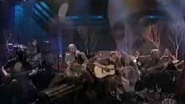 Cold - Wasted Years live at Jay Leno