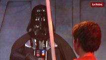 Star Wars : découvrez la Jedi Academy à Disneyland Paris