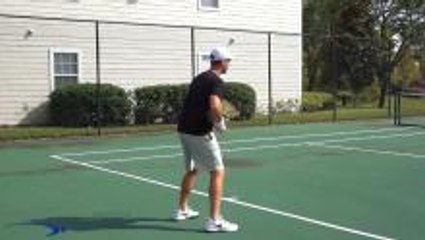 Tip For Consistent Ground Strokes -