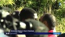 Procès du drame d'Echirolles : une première journée difficile pour les familles des victimes