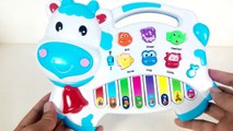 Surprise Eggs Farm Animals Toys with Funny Animal Sounds Horse Cow Pig Sheep Dog Donkey Bu