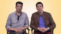The Property Brothers Drew And Jonathan Scott Bring The Banter To Splash TV