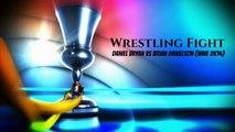Wrestling Fight - Daniel Bryan vs Brian Danielson (WWE 2K14)