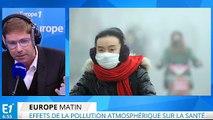 Pollution atmosphérique : quels sont les effets sur la santé ?