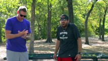 Entre le Baseball et l'Ultimate : le Blitzball - Trick Shots par les Dude Perfect