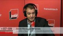 François Hollande et la guerre: David Revault d'Allonnes répond à Léa Salamé