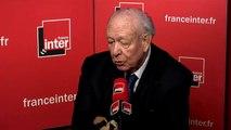 """Jean-Claude Gaudin : """"Nicolas Sarkozy a du courage, il fonce, voilà ce qui me plait chez lui"""""""