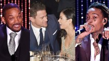 Channing Tatum, Jenna Dewan, Will Smith, Wiz Khalifa STUN At The Hollywood Film Awards 2015