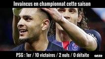 Real Madrid vs PSG : les stats du match en images