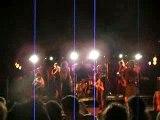 Concert cabaret sauvage