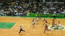 LeBron James plus jeune joueur à atteindre les 25,000 Points! (30 ans & 307 jours)