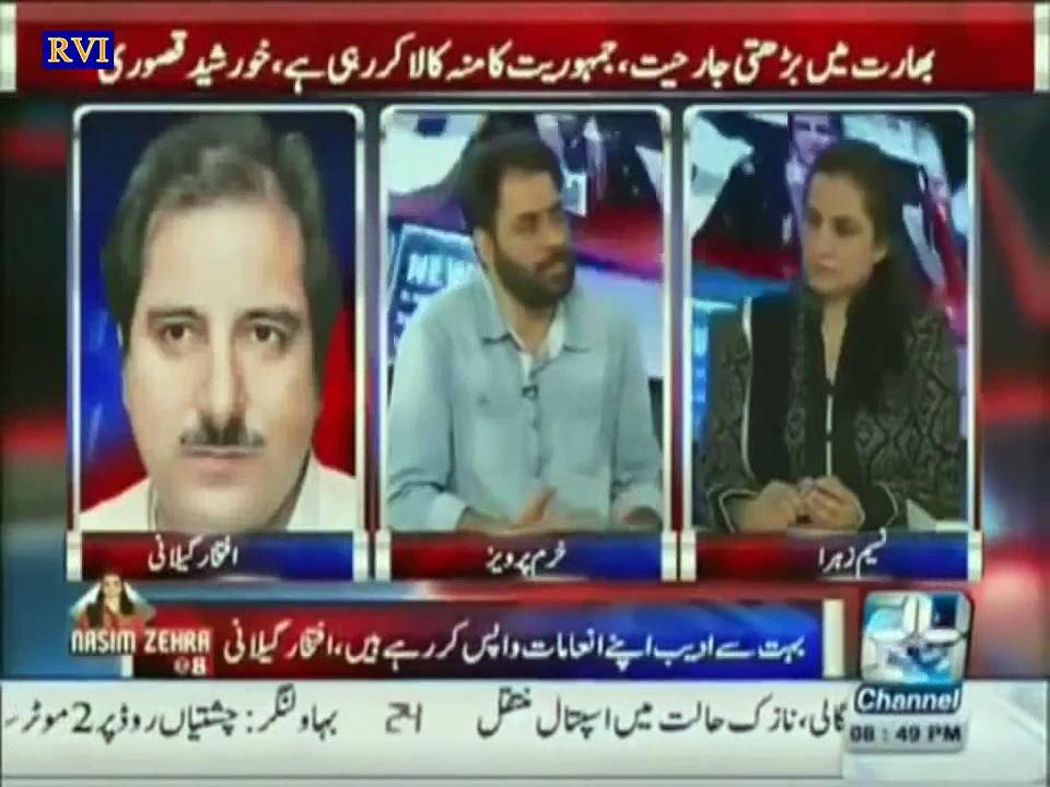 Indian civilian never supports Kashmir but Pakistani are always did it: Indian Kashmiri