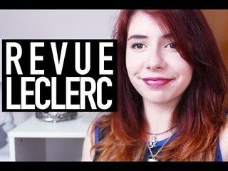 REVUE AMBASSADRICE LECLERC | Because Cats