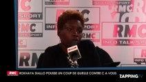 """Rokhaya Diallo - Son coup de gueule contre C à Vous : """"Une Noire fait la cuisine pendant que des Blancs parlent de politique"""""""
