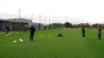 Foot ( VAFC) : l'entraînement des gardiens
