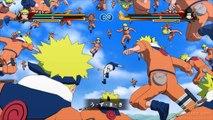 Naruto Shippuden :Ultimate Ninja Storm Revolution | Genin Shinobis are back!!