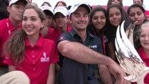 Golf - Abu Dhabi : Stal, coulisses d'un triomphe