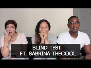 BLIND TEST avec Sabrina TheCool | Cornerside