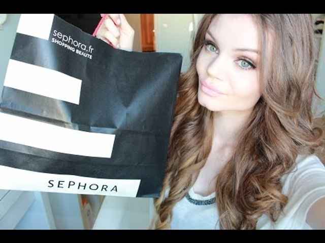 HAUL Asos & Sephora ( Urban Decay, Too faced & Make up for ever ) ♥