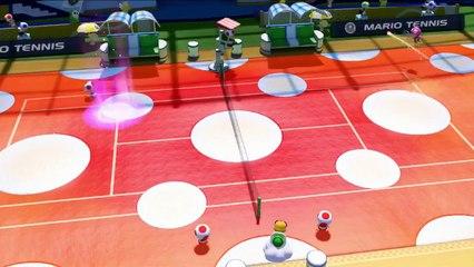 Adventuring Trailer  de Mario Tennis Ultra Smash