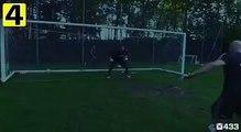 Luigi Donnarumma, gardien de but de 16 ans qui a fait ses débuts avec le Milan AC la semaine dernière