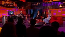 Graham & Amanda Holden Argue Over Talking Dog - The Graham Norton Show