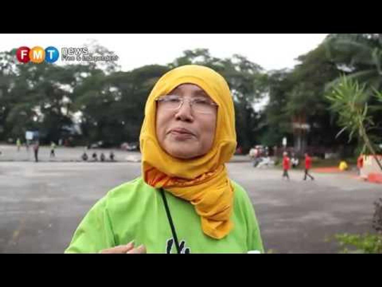 #KL112 Reaksi rakyat dan NGO