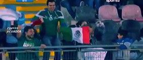 México 2 vs 1 Alemania | Mundial Sub 17 Chile 2015 | Gol de Lopez | 24/10/2015