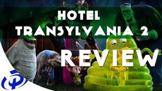 Vlog Review Hotel Transylvania 2