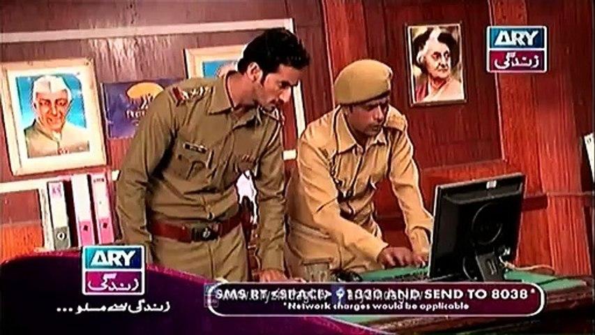 Khauff, 30-05-14  ARY Zindagi Horror Drama