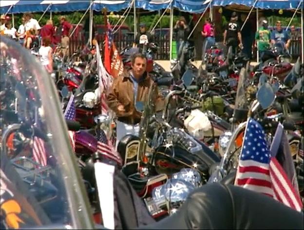 chez Harley-Davidson