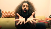 Reggie Watts' Scary Roommate