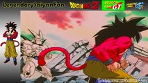 DBGT Remastered Ssj4 Gokus Super Dragon Fist Vs. Omega Shenron (2K HD)