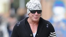 Mickey Rourke Almost Committed Suicide But His Dogs Saved His Life