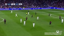 Nacho Fernandéz 1:0 Lucky Goal HD | Real Madrid v. Paris Saint Germain 03.11.2015 HD